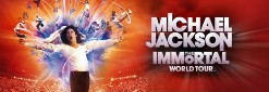 Michael Jackson THE IMMPORTAL World Tour