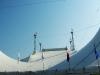 Vlajky a Grand Chapiteau